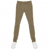 Product Image for Nudie Jeans Slim Adam Trousers Beige
